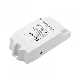 Termostat Sonoff, Pow TH16 WiFi Smart, 16A, 3500W, Alb