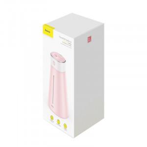 Umidificator Baseus Slim Waist Humidifier (roz) + accesorii