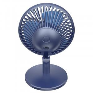 Ventilator de birou Baseus Ocean (albastru)