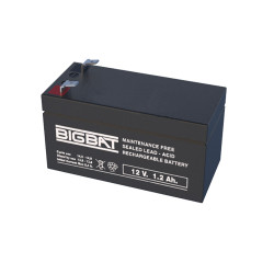 Acumulator BIG BAT 12V, 1.2 Ah