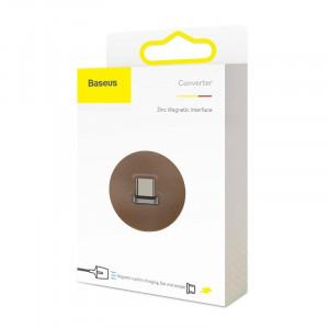 Adaptor magnetic USB-C Baseus Zinc