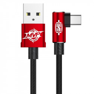 Cablu Baseus USB Type-C MVP 1m 2A - rosu