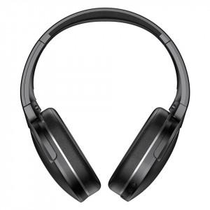 Casti Bluetooth 5.0 Baseus Encok D02 (negru)