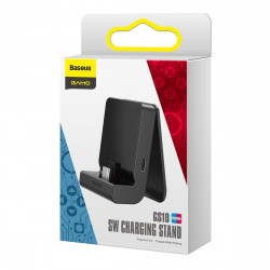 Dock incarcare Baseus GS10 pt Nintendo Switch (negru)