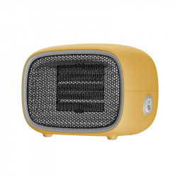 Mini aeroterma Baseus Warm Little Heater 500W (galben)
