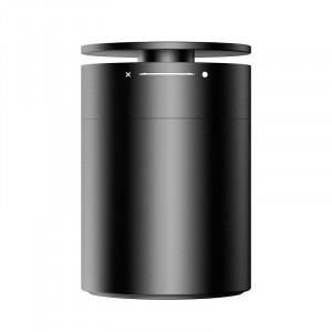 Odorizant auto Baseus Cup Holder Air Freshener cu functie de purificare a aerului (negru)