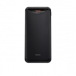 Powerbank Baseus Gentleman, 10000mAh, 2x USB, 2.1A (negru)