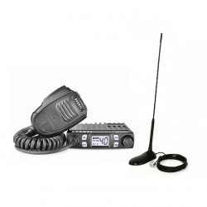 Promotie statie radio CB Avanti Micro + antena Megawat MW47