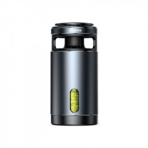 Purificator aer auto Baseus, cu indicator de formaldehida (negru)