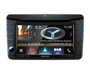 Sistem multimedia cu Navigatie Garmin Kenwood DNX518VDABS