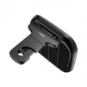 Ventilator auto Baseus Foldable pt tetiera (negru)
