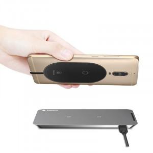 Adaptor incarcare wireless Qi Baseus (USB-C)