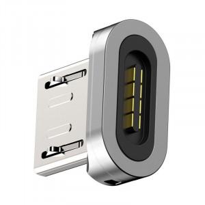 Adaptor magnetic micro USB Baseus Zinc