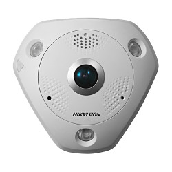 Camera IP 4K-ULTRA HD 12.0MP, FISHEYE, AUDIO integrat