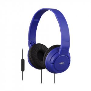 Casti on-ear cu microfon JVC HASR185A