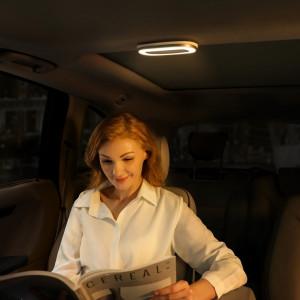 Lampa auto Baseus Bright pt citit (alb)