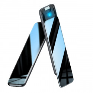 Carcasa portabila SSD M.2 Baseus Full Speed Series, Micro USB, 5Gbps (gri)