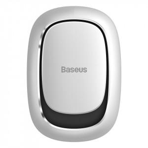 Carlig bagaje auto Baseus Beetle, cu adeziv (argintiu)