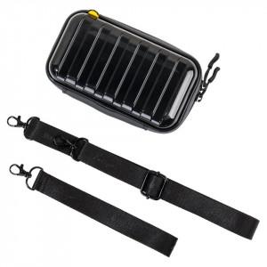Husa Baseus Let's Go pentru accesorii, shockproof (negru)
