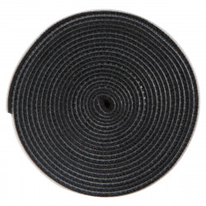 Organizator cabluri Baseus Rainbow Circle Velcro Straps 3m (negru)