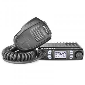 Promotie statie radio CB Avanti Micro + antena CB President New Virginia