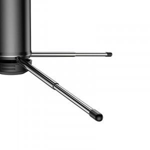 Selfie stick, trepied Bluetooth Baseus (negru-auriu)