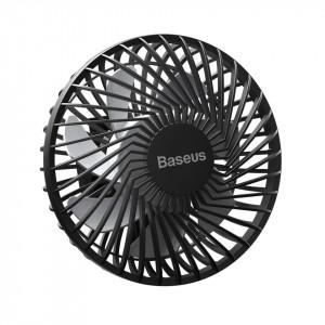 Ventilator auto Baseus Departure pt grila aer (negru)