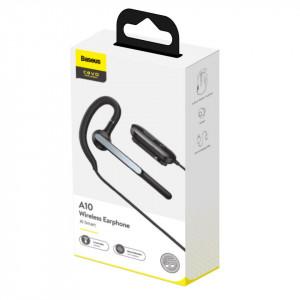 Casca Bluetooth 5.0 Baseus COVO AI Smart (negru)