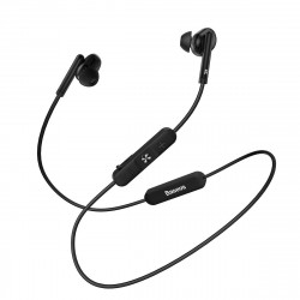 Casti wireless Baseus Encok S30, Bluetooth 5.0 (negru)