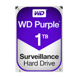 Hard disk 1TB WD PURPLE