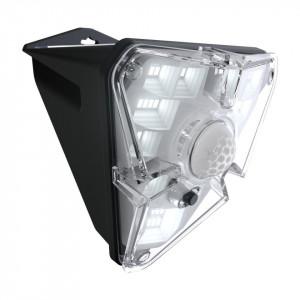 Lampa exterior Baseus Halo cu LED si senzor de miscare (4 buc)