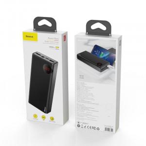 Powerbank Baseus Mulight 20000mAh Quick Charge 3.0 (negru)