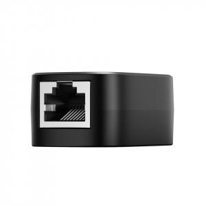Prelungitor cablu retea Baseus High Speed RJ45 (negru)