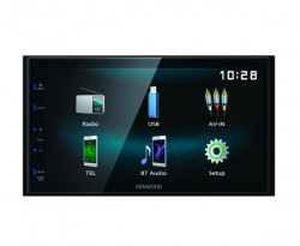 "Sistem multimedia 6.8"" Kenwood DMX120BT"