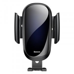 Suport auto gravitational pt telefon Baseus (negru)