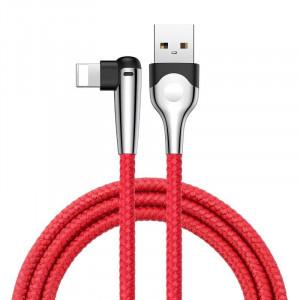 Cablu Baseus USB Type-A - Lightning MVP 2.4A 1M - rosu