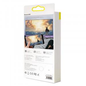 Cablu USB-C 3.1 Baseus Cafule PD 10Gbps 100W 4K 1m (negru-auriu)