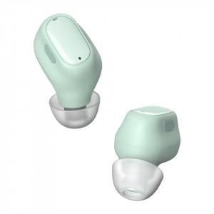 Casti wireless Baseus Encok WM01, Bluetooth 5.0 (verde)