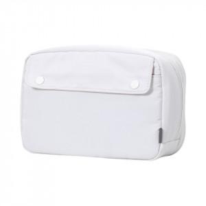 Husa Baseus Track pentru accesorii, shockproof, waterproof 225x140x55mm (alb)