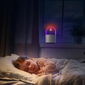 Lampa anti-insecte Baseus Star (alb)