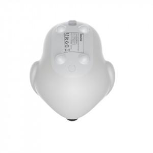 Lampa de veghe Baseus Cute Series in forma de caine (alb)
