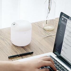 Umidificator + lampa Baseus Elephant Humidifier (alb)