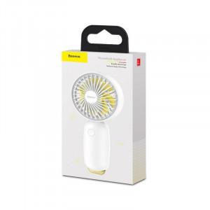 Ventilator portabil de buzunar Baseus Firefly (alb)