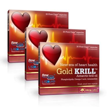 Gold Krill tratament pe 3 luni