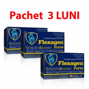 Flexagen Forte tratament pe 3 luni