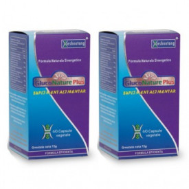 Gluconature Plus- diabet tip 1