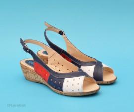 Poze Sandale dama casual - elegante din piele naturala cod S42