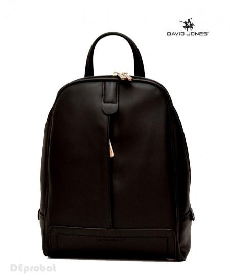 Poze Rucsac negru David Jones CM5433BLACK - Geanta sport dama