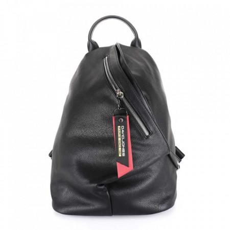 Poze Rucsac negru David Jones CM6008BLACK - Geanta sport dama