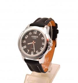 Poze Ceas barbati Amber Time negru casual - elegant cod CC41
